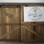 Second Milled Furniture Co. - Barn doors
